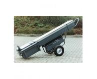 Transportwagen für Schalungsringe, groß oder klein, lackiert oder verzinkt und mit oder ohne Transporthalter wählbar