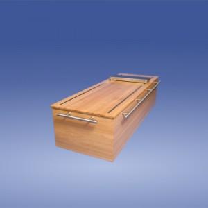 Katafalkwagen Holz Komplett