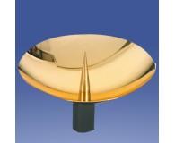 Kerzenteller vergoldet 8,10,12,18cmØ wählbar