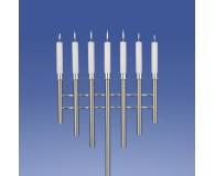 Brilliant Leuchter 7-Flammer, V-Form