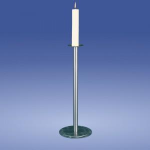 Einzelleuchter T21 2xGrundplatte 20/25cmØ für stabileren stand
