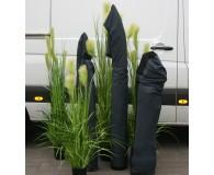 Schutzhülle für Gräser 160cm oder 220cm wählbar