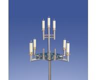 Urnenkandelaber Türkis T15-D8