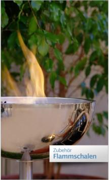 Flammtöpfe/Flammschalen