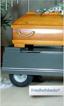 Friedhofswagen