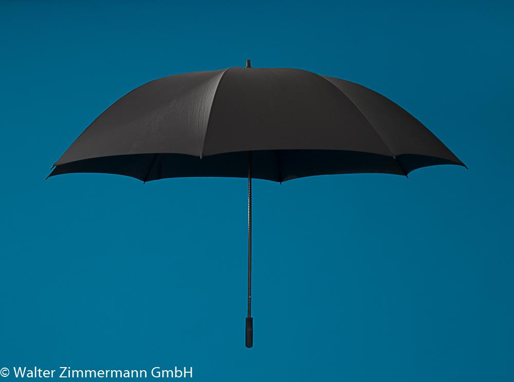 Regenschirm Schwarz Xxl 130cmø Oder 170cmø Wählbar