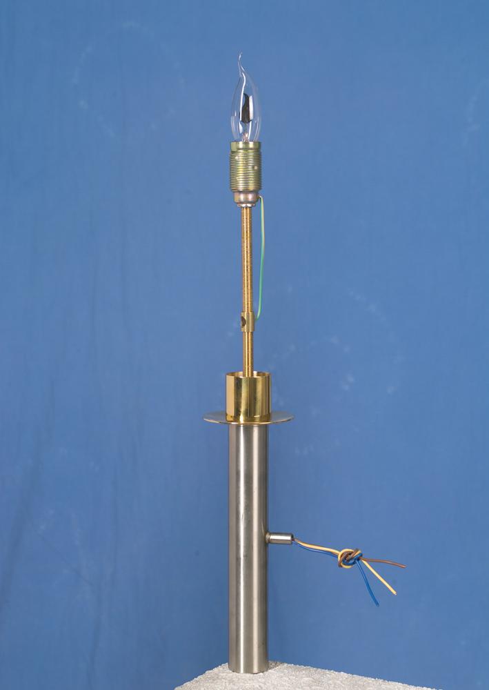 Elektrifizierung mit Verdrahtung und Installation pro Kerze je ...